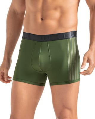 leo flex-fit lycra boxer brief-171- Green-MainImage
