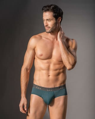 ultra-light perfect fit brief for men-767- Gris Oscuro-MainImage