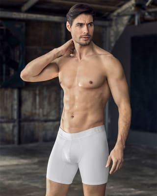 leo mens padded butt enhancer boxer brief-001- White-MainImage