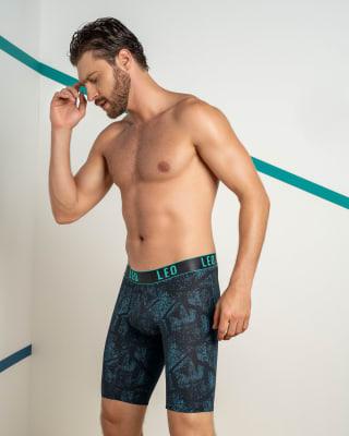 extra lange sich anpassende leo sport-shorts-079- Estampado-MainImage