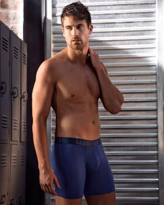 boxer medio deportivo con bolsillo lateral-536- Blue-MainImage