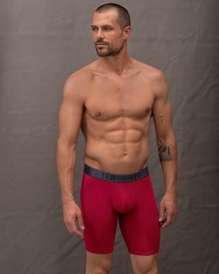 boxer largo con elastico ancho-336- Rojo-MainImage