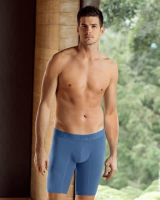 lange leo boxer shorts-512- Light Blue-MainImage