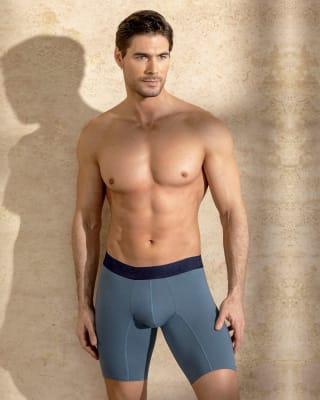 lange leo boxer shorts-523- Blue-MainImage