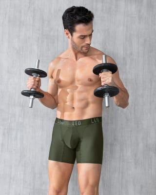 boxer con mallas transpirables elaborado con pet reciclado-684- Verde Oliva-ImagenPrincipal