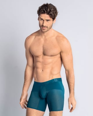 active mesh ergonomic boxer brief-563- Blue-MainImage