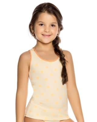 camiseta en algodon con espalda deportiva-088- Orange-MainImage