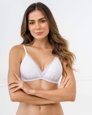 brasier ultra liviano sin arco con copas en espuma y tul sexy fresh bra--ImagenPrincipal
