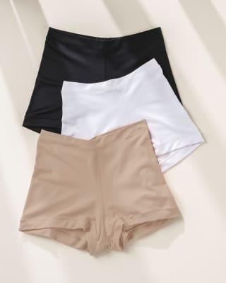 paquete x 3 panty estilo boxer de ajuste perfecto--MainImage