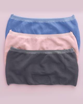 paquete x 3 boxers descaderados-S30- Azul Medio / Gris / Rosado Claro-MainImage