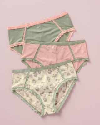 paquete x 3 panties estilo hipster en tela ultradelgada--MainImage