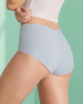 3 full coverage comfy classic knickers--MainImage