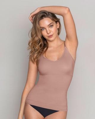 camiseta de control - una figura moldeada al instante-281- Pink-MainImage