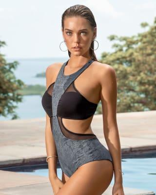 schimmernder trikini mit schnen details-736- Gray-MainImage