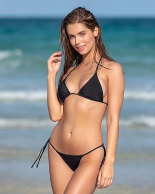 traje de bano bronceado perfecto bikini con top y calzon anudables-351- Surtido Fucsia-MainImage