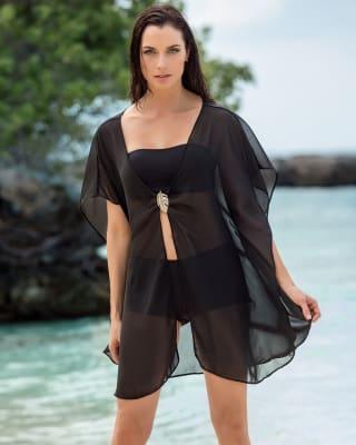 kimono playero con aplique dorado-700- Black-MainImage