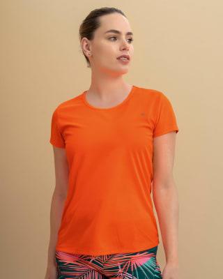 camiseta deportiva de secado rapido y silueta semiajustada-260- Naranja-ImagenPrincipal