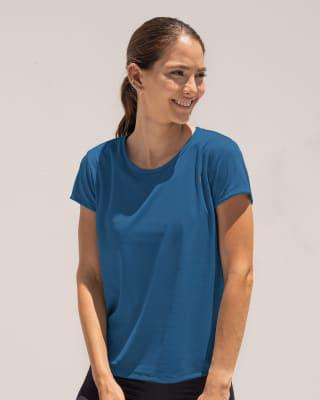 camiseta deportiva de secado rapido y silueta semiajustada-579- Azul Medio-MainImage