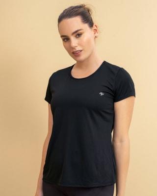 camiseta deportiva de secado rapido y silueta semiajustada-700- Black-ImagenPrincipal