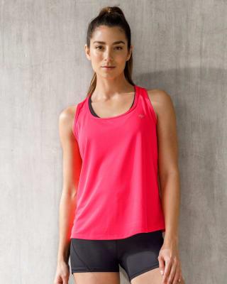 camiseta deportiva de secado rapido y silueta amplia-345- Fucsia-ImagenPrincipal