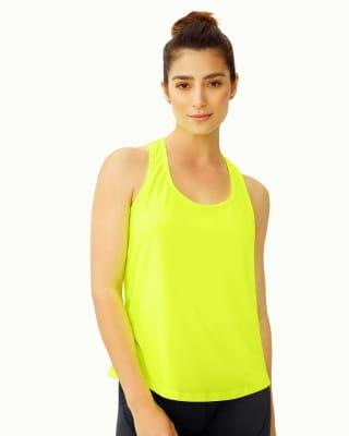 camiseta deportiva de secado rapido y silueta amplia-621- Amarillo Neon-ImagenPrincipal