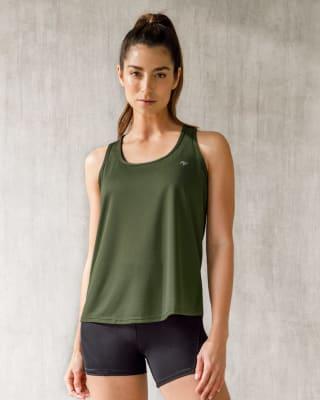 camiseta deportiva de secado rapido y silueta amplia-629- Verde-ImagenPrincipal