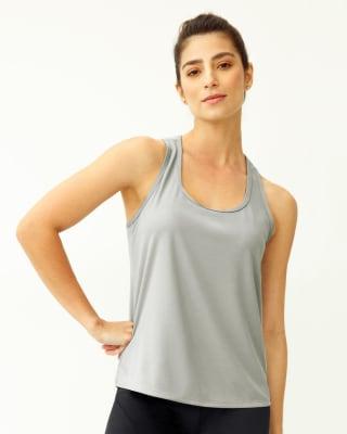 camiseta deportiva de secado rapido y silueta semiajustada para mujer--MainImage