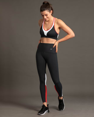 color block shaper active legging-700- Black-MainImage