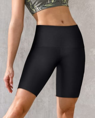 short tiro alto con control de abdomen con doble capa de tela-700- Negro-MainImage