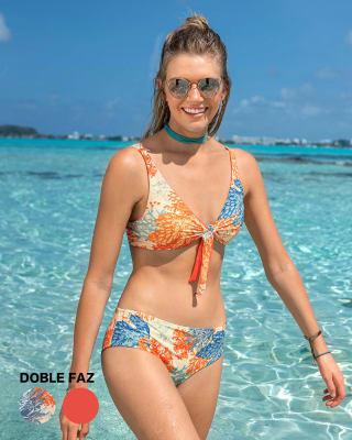eco-friendly reversible bikini-012- Estampado Corales-MainImage