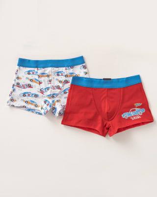 paquete x2 boxers en algodon para ninos-S36- Assorted-MainImage