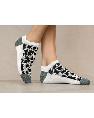 paquete x2 calcetines tobilleros deportivos en blanco y en negro-968- Surtido-MainImage