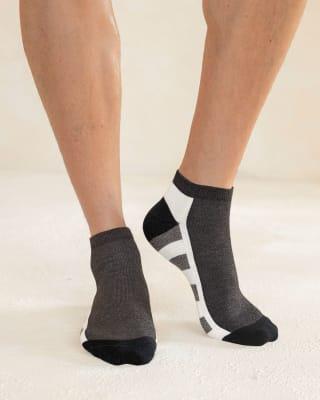 paquete x 2 calcetines tobilleros deportivos azul y negro-968- Surtido-MainImage
