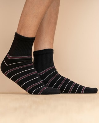 paquete x2 calcetines media cana puntos y rayas-968- Surtido-MainImage