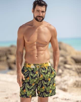 pantaloneta estampada con malla interna-254- Tropical Print-MainImage