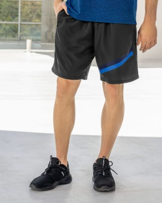 pantaloneta deportiva antifluidos con bolsillo lateral-700- Black-MainImage