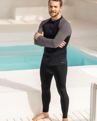 pantalon masculino para actividades acuaticas-700- Black-ImagenPrincipal
