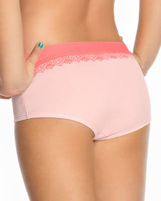 paquete x 3 panties tipo hipster en algodon suave-S09- Assorted-MainImage