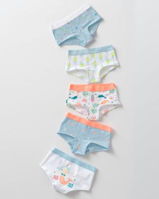 paquete x 5 calzones tipo hipster en algodon suave-S14- Surtido-MainImage