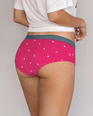 3 braguitas estilo culotte en algodon-S35- Surtido-ImagenPrincipal