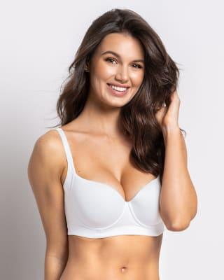 tirangle bra - high coverage underarm and back--MainImage