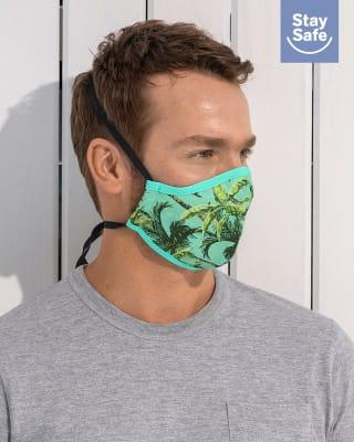 tapabocas hermetico proteccion triple capa tecnologia antifluido y antibacterial - unisex-601- Verde-MainImage