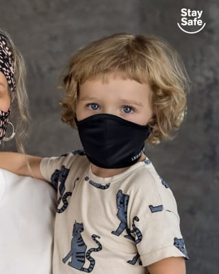 mascarilla infantil proteccion coronavirus con triple capa-713- Black-ImagenPrincipal