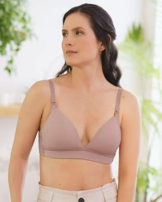 nursing bra with antibacterial technology and accessory to detach cups-281- Palo de Rosa-MainImage