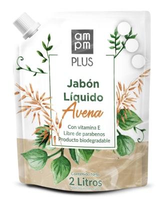 jabon liquido avena ampm plus-Avena-MainImage
