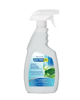 spray antibacterial para manos bacterion 500ml-Aloe Vera-MainImage