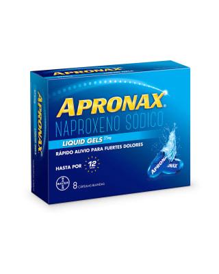 apronax 275 mg capsula liquida naproxeno sodico caja x 8 capsulas-Sin Color-MainImage