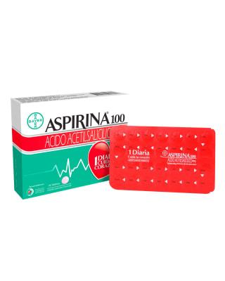 aspirina 100 mg cido acetilsalicilico cardiovasculares caja x 28 tabletas-Sin Color-MainImage