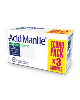 acid mantle jabon con provitamina b5 3 unidades x 90 gr-Sin Color-MainImage