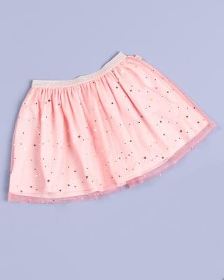 falda tutu de estrellas para nina-304- Rosado-MainImage